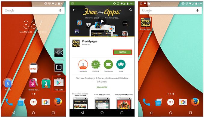 Скачать Free My Apps для Android