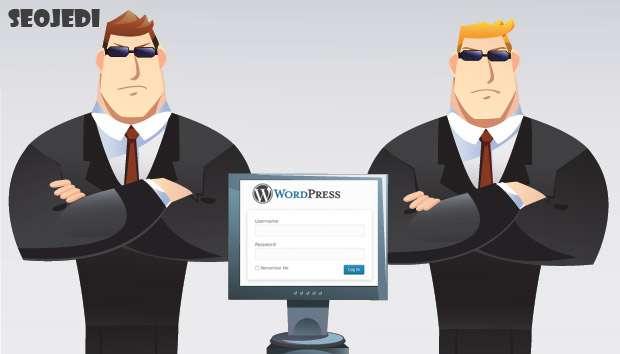 как защитить wordpress